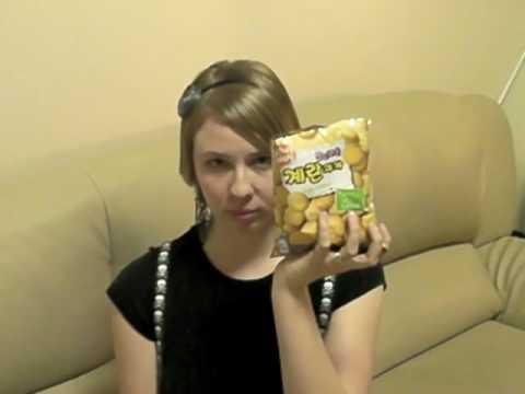 Korean Convenience Store Raid Part 1: Bagged Snacks