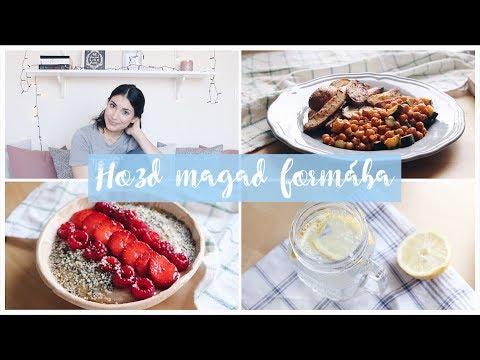 Hozd magad formába + vegán receptek   fatimapanka