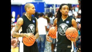 Top 5 Best Rapper Basketball Players