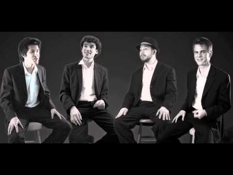 """Almost Like Being in Love"" - New York Voices (Virtual Quartet)"
