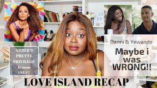 Just MAYBE Danny & Yewande are LEGIT on Love Island