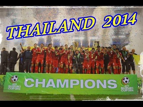 รวมประตูทีมชาติไทย AFF SUZUKI CUP 2014 (จำจนตาย)
