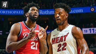 Gambar cover Miami Heat vs Philadelphia 76ers - Full Game Highlights | November 23, 2019 | 2019-20 NBA Season