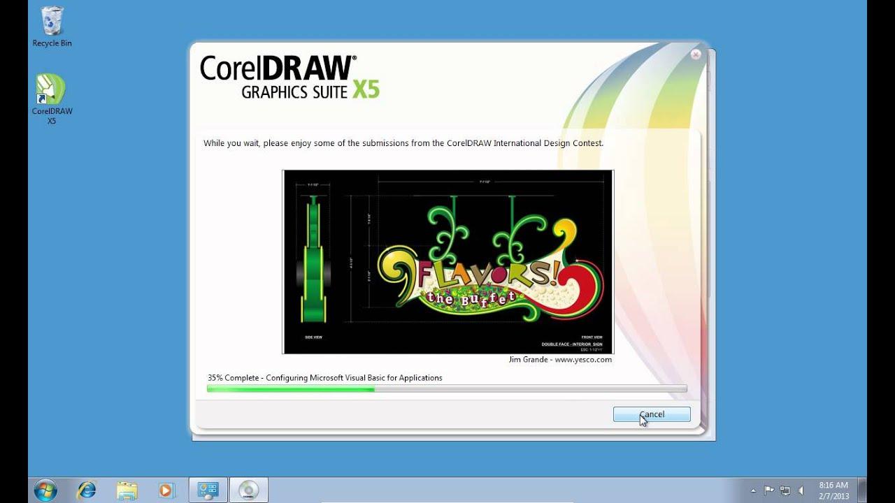 Corel draw for windows 7 - Corel Draw For Windows 7 29