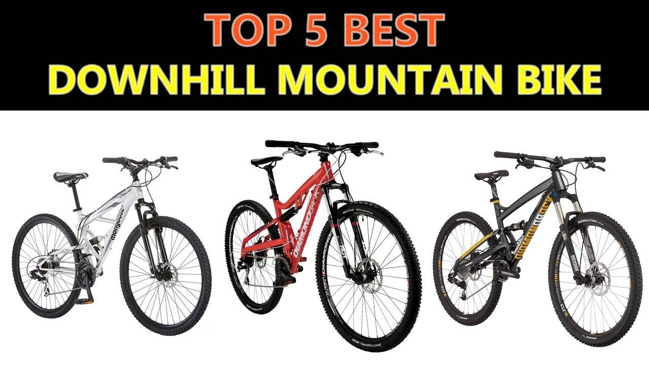 Best Downhill Mountain Bike 2018 - YouTube