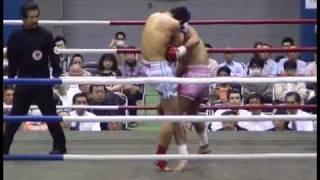 KNOCKOUT2 第11試合 後藤龍治VSゲン・カー