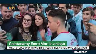 Galatasaray Emre Mor ile anlaştı