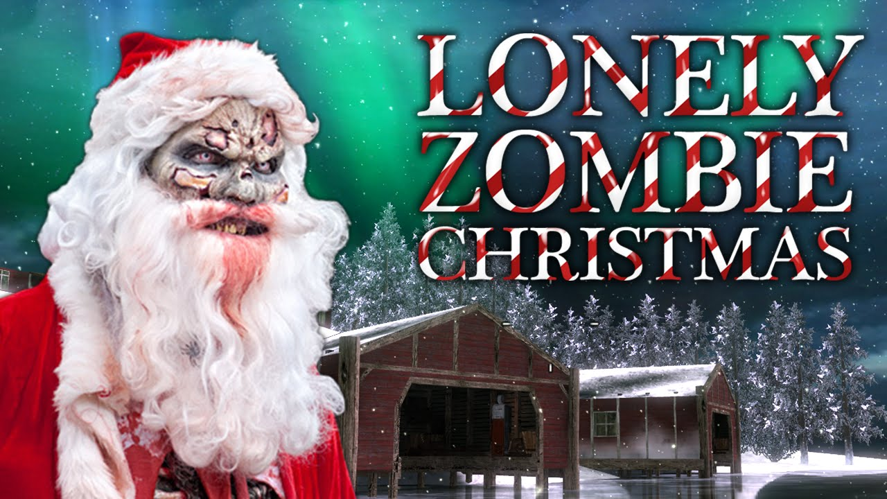 LONELY ZOMBIE CHRISTMAS ☆ Call of Duty Zombies Mod (Zombie Games ...