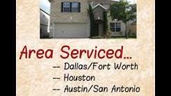 Hard money lenders in Dallas/Houston/Austin/Corpus Christi