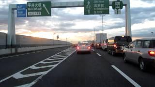首都高速中央環状線(C2)王子北~清新町