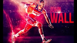 John Wall Mix 2017    The Beast in the East [HD]