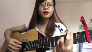 Anh cứ đi đi (HariWon) - cover guitar