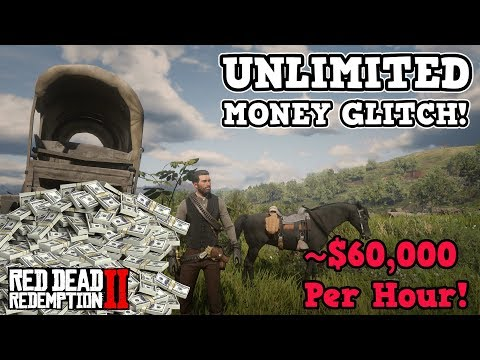 RDR2 BEST UNLIMITED MONEY GLITCH THAT STILL WORKS | $1000 EACH MIN RED DEAD REDEMPTION 2 (STORYMODE) thumbnail
