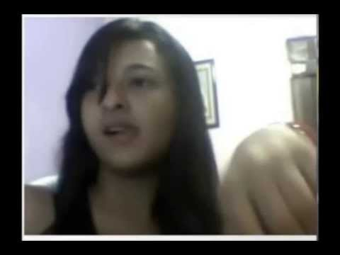 Web cam teen video