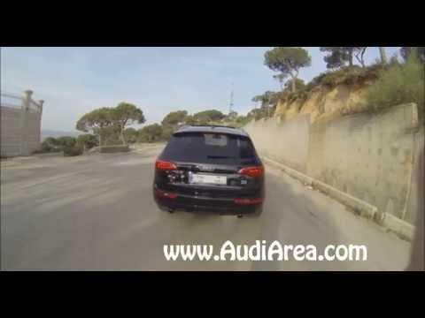 Audi Q5 3.2 V6 Launch Control 0-60