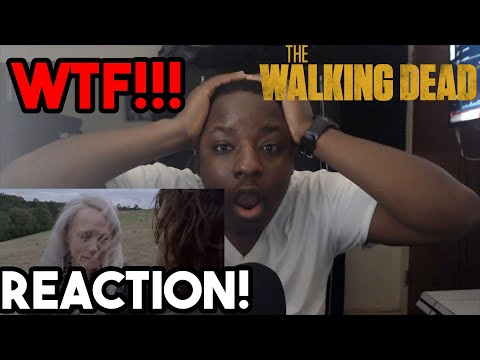 "The Walking Dead Season 9 Episode 15 ""The Calm Before"" Pike Scene DEATHS - REACTION!!!"