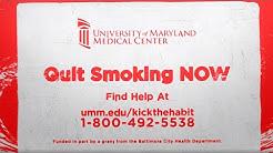 Public Service Announcement: Stop Smoking