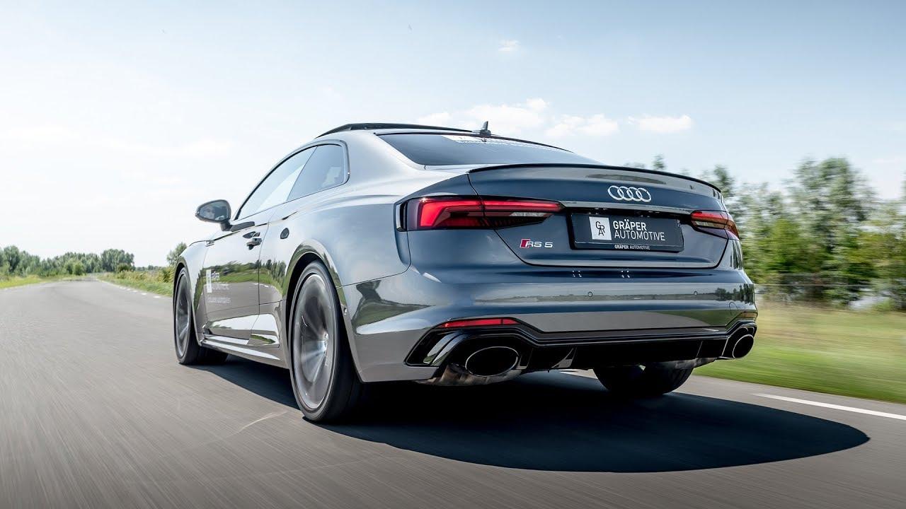 Audi RS5 Coupé (2017) Review