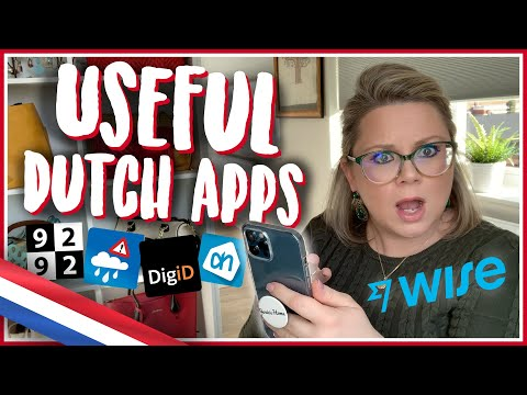 Awesome Apps to Use in The Netherlands