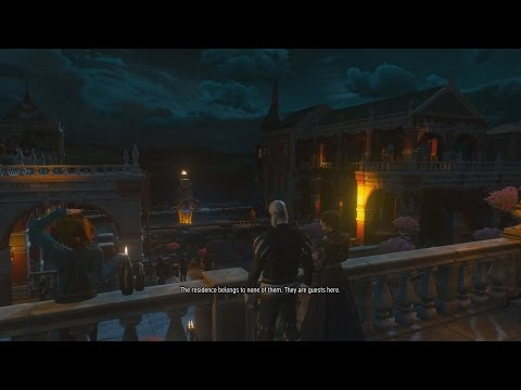 The Witcher 3 Blood And Wine Gameplay Walkthrough Part 12- Cecilia Bellante