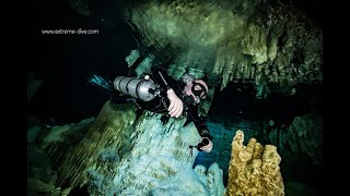 Cenote diving march 2020