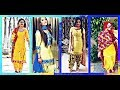 new yellow patiala suit designs || punjabi yellow patiala suit designs for sangeet || yellow suits