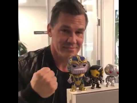 Avengers: Infinity War  Josh Brolin Surprises Marvel