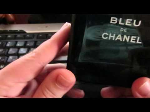 Bleu De Chanel !Как определить оригинал духов Bleu De CHANEL от подделки