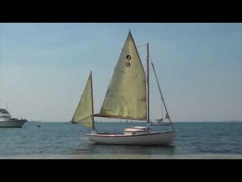 Launching Fontana: O'Connor Wooden Boats