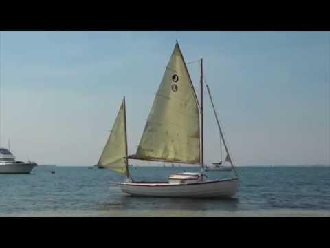 Launching Fontana: O'Connor Wooden Boats