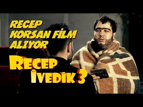 Recep Korsan Film Alıyor | Recep İvedik 3