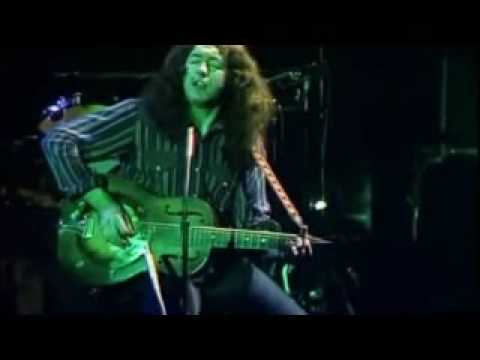 Rory Gallagher on his legendary 1932 National Resonator guitar en streaming