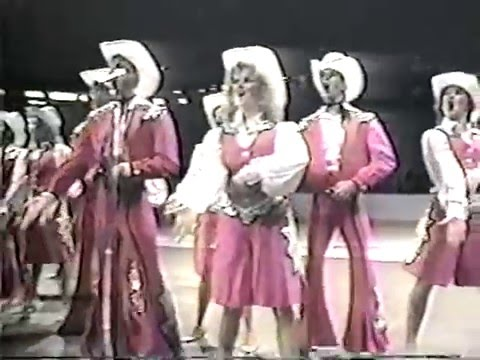 Excerpts from the Calgary Saddledome Opening Night (Oct. 15, 1983)