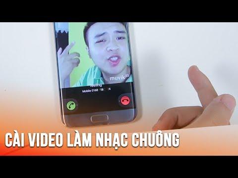 Cách cài video làm nhạc chuông cho điện thoại Android cực đơn giản
