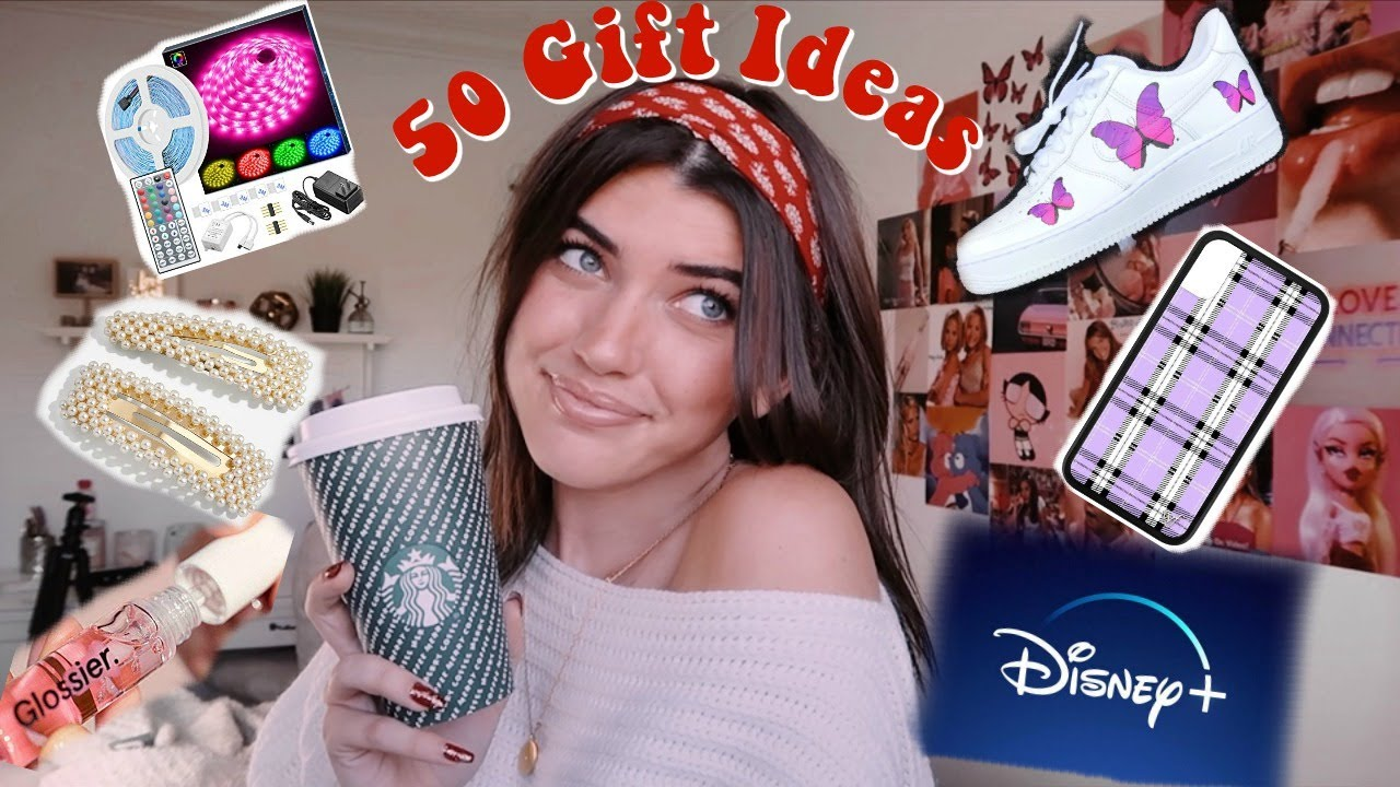 50 TEEN GIFT IDEAS/CHRISTMAS WISH LIST 2019 - YouTube Gift Ideas For Christmas 2019