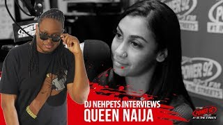 Queen Naija talks Medicine song, Getting Revenge + More!