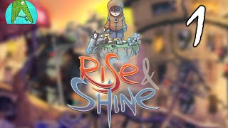 [NEW GAME COMING SOON!] Rise & Shine Demo - Part 1   Beautiful but HARD!!