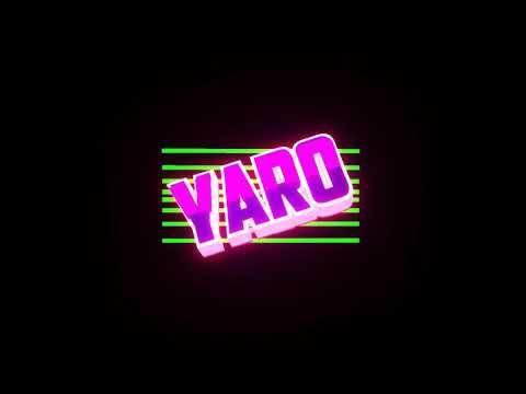 New intro-Yaro