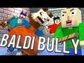 BALDI'S BASICS HORROR GAME - Minecraft Animation Compilation (Herobrine, Steve, & MORE!)