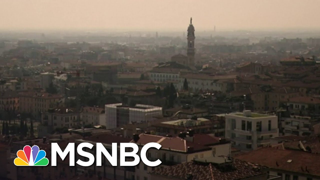 Italy's Coronavirus Death Toll Surpasses 10,000 | MSNBC
