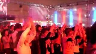 中塚武12月30日カウントダウンジャパン大阪 Kiss&Ride