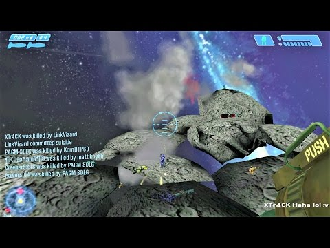 Halo CE PC Multiplayer #94: Slayer at Asteroid