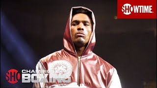 The Approach: Jermall Charlo | Charlo vs. Adams | June 29 on SHOWTIME