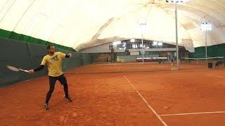 Теннис Дневник тренировок 37