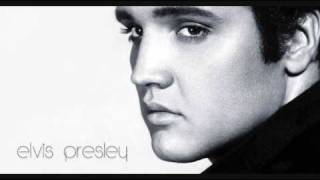Elvis Presley - The Girl Of My Best Friend w/lyrics