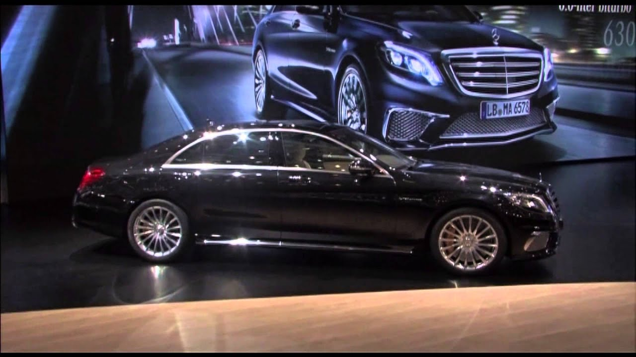 Mercedes Benz S600 And S65 Presentation At Geneva Auto