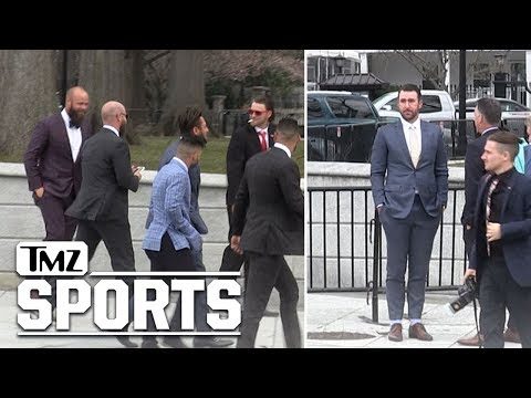 Houston Astros Visiting Trump's White House After Warriors' Snub | TMZ Spors