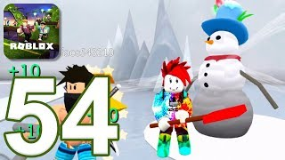 ROBLOX - Gameplay Walkthrough Part 54 - Snow Shoveling Simulator (iOS, Android)