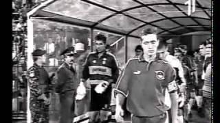 КУЕФА 1999/2000. Кривбасс Кривой Рог - Парма 0-3 (30.09.1999)