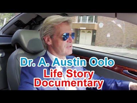 """Dokumentaalfilm """"Staarkiropraktik Allan Gary Oolo salarelv"""""""